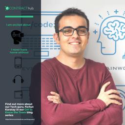 Get to Know Our Team Series: Ferhat Karatay, Developer